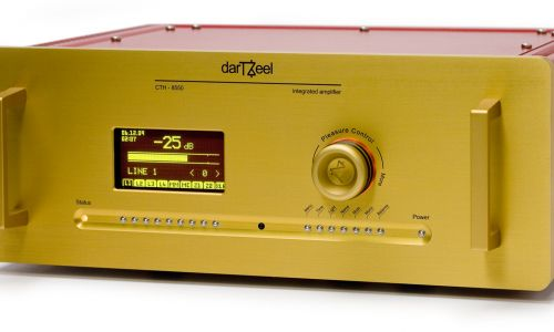 - CTH-8550 Integrated amplifier